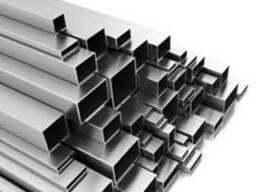 Труба алюминиевая профильная 60х40х3, 5АД31Т ГОСТ Украина