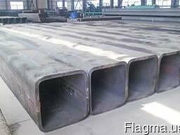 Труба профильная бесшовная сталь 20, сталь 35, сталь 09Г2С