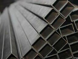 Труба профильная бесшовная 160х140х 8 мм (сталь 20 )