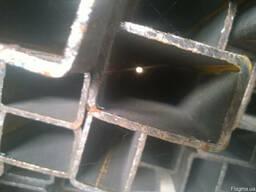 Труба профильная 40х20х2 мм мера 6 м в г. Старобельск