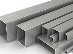Труба алюминиевая профильная 100х20х2 мм АД31Т5