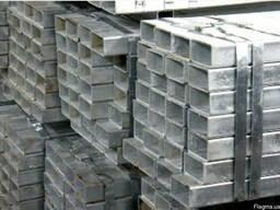 Труба профильная алюминиевая АД31; Ад0; 20х10х1, 5мм ГОСТ цен