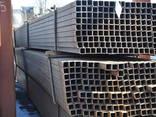 Труба профильная алюминиевая 15х15-100х20 АД31 - фото 3