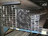 Алюминиевая профильная труба 20х20х2мм - фото 1