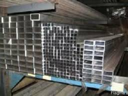 Алюминиевая профильная труба 20х20х2мм