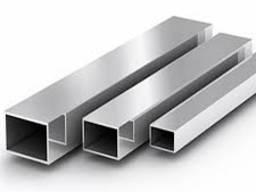 Алюминиевая квадратная труба недорого все размеры