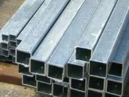 Труба профильная стальная 80х80х 6 ст09Г2С
