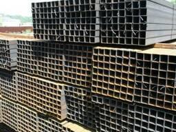 Труба профильная стальная бесшовная 50х50х 6 ст35 цена