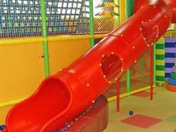 Трубы для детских площадок