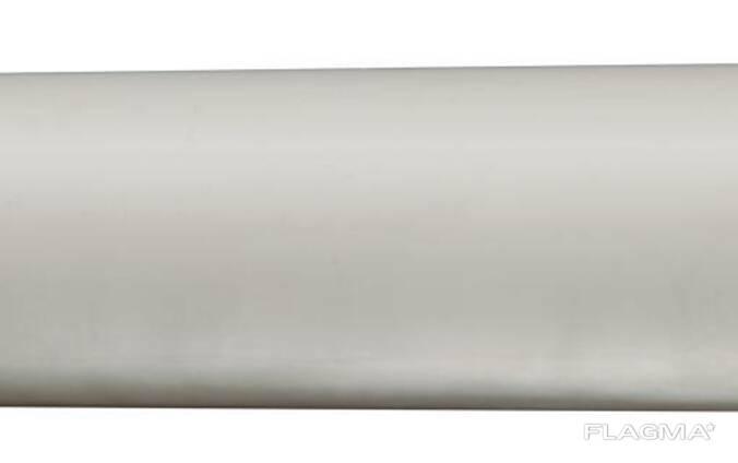 Труба гладкая жесткая ПВХ d63 IEK серая (15м)