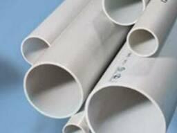 Труба ПВХ жорстка гладка Light Д 50/45мм 3м