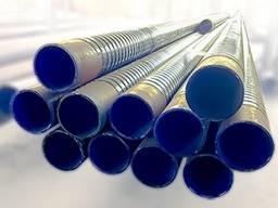 Труби з антикорозійним покриттям гідроізольованим