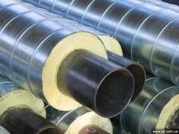 Труба стальная в ПЕ-оболочке 530/710