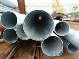 Труба стальная 219х8-50 09Г2С 20-45 ГОСТ8732 бш гк