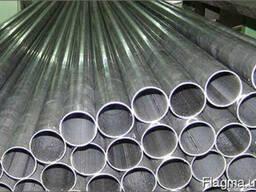 Труба стальна електросварна