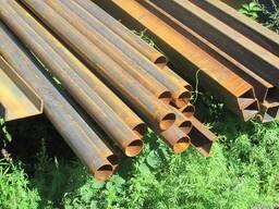 Труба стальная б/у 219х6 мм