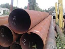 Труба стальная бесшовная 146х6 мм купить со склада