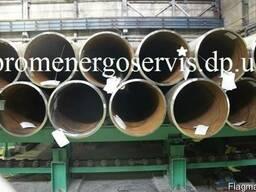 Труба стальная электросварная 377х6 ГОСТ 10704-91