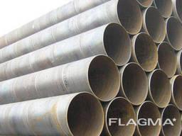 Труба электро-сварная 48х 1,5мм порезка доставка