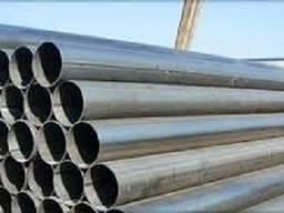 Труба стальная электросварная ф 127х3. 5 мм ГОСТ 10705