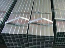 Труба профильная 40х40х5мм стальная ГОСТ 8639-82