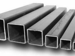 Труба стальная профильная 200х200х5.0 мм сварная