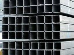 Труба стальная прямоугольная 120х60,120х80,120х100,120х120мм