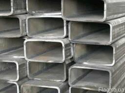 Труба стальная прямоугольная 30х20х2 мм