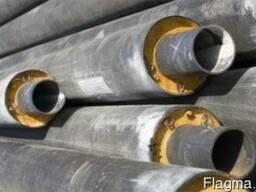 Труба стальная теплоизолированная в ПЭ-оболочке 273/400 мм