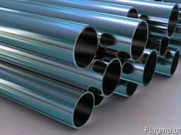 Труба стальная тонкостенная 50*1 мм, можно немерную