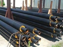 Труба теплоизолированная для теплотрасс 32-820 мм купить