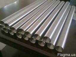 Труба титановая d 8 мм - 80 мм