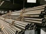 Труба титановая новая ф 8-58 х 0,3-3,6мм ГОСТ - photo 2