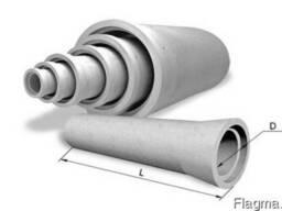 Труба безнапорная Тфи 120. 50-2