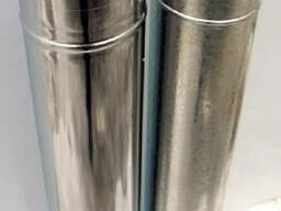 Труба утепленная с нержавейки ø120|180 мм 1 мм - в. ..
