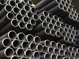 Труба водогазопроводная Ду 50 х 3,5 мм стальная круглая...