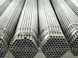 Труба водогазопроводная Ду 32х2,5 мм оцинкованная