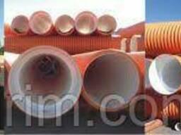 Труба з розтрубом Corex-PP-ID-225/200