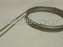Трубка капиллярная нержавеющая 12Х18Н10Т ф=4мм х 0.5мм