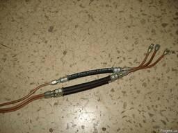 Трубка подвода масла к возд. компрессору , 256Б-3509258