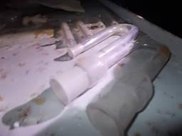 Трубка скляна лабораторна U - подібна з притертою горловиною
