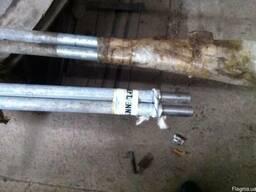 Трубки Ст, оребренные (ГДР) Ф25Х2мм L-2990мм, 37шт.