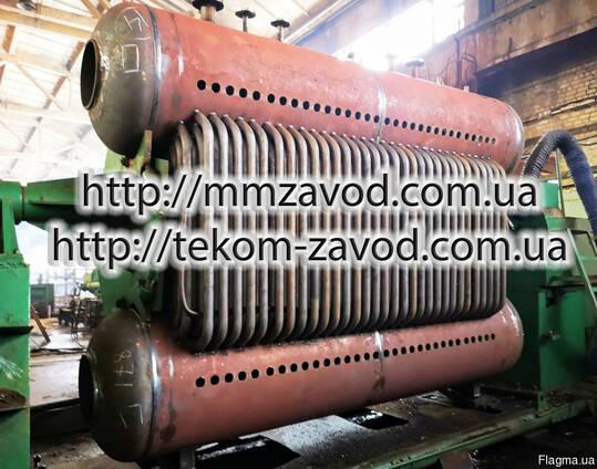 Конвективная часть парового котла Е-2,5-1,4 ГМ (газ, мазут)