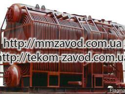 Трубная часть парового котла КЕ-4-14С (твердое топливо)