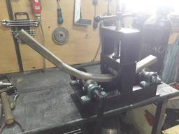 Трубогиб профилегиб 80х80 мм