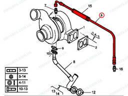 Трубопровод к турбине Renault Magnum (5010438149 |...