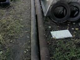 Труба б/у 146х6мм бесшовная