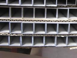 Трубы алюминиевые профильные анод