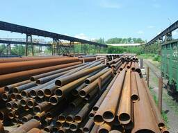 Трубы бу, лежалые купить, трубы различных диаметров, цена - фото 2