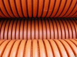 Трубы канализационные наружные 200, 250, 315, 400, 500, 600